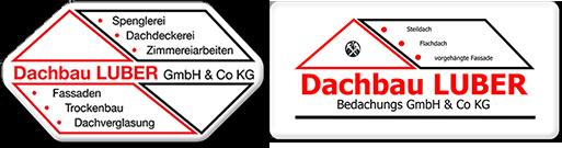 Dachbau Luber Logo